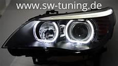 eye scheinwerfer f 252 r 5er bmw e60 e61 high led