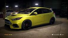 Jp Performance Hildegard - need for speed ford focus rs jp performance edition