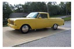 64 Ford Falcon Ranchero  Fairlane