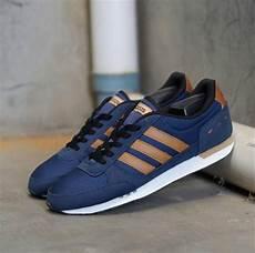 jual sepatu adidas neo city racer navy original bnwb indonesia di lapak dualima sport