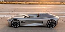 Infiniti Prototype 10 Concept Car 2018 Infiniti