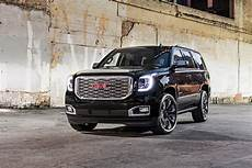 gmc yukon denali ultimate black edition is the ultimate yukon autotribute