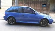 Aussie Parked Cars 1996 Suzuki Gti