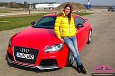 Cyndie Allemann On German Tv Show Grip Das Motormagazin