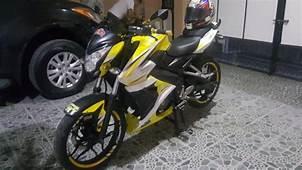 Kawasaki Rouser NS 200 Motorbikes On Carousell