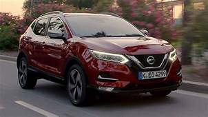 2019 Nissan Qashqai 13 Litre  Magnetic Red Driving