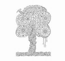 Ausmalbilder Erwachsene Baum Pin On Coloring Pages
