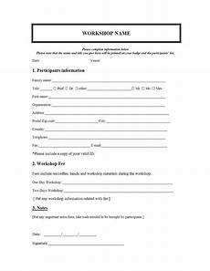 event registration form template microsoft word besttemplate123 health event registration