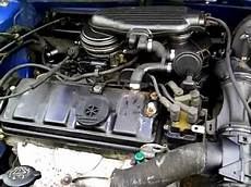 106 saxo 1 1 spi engine running start up