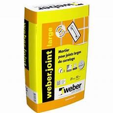 joint carrelage weber weberjoint large mortier pour joint large de carrelage