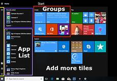 bureau classique windows 10 guide to customize windows 10 start menu and taskbar