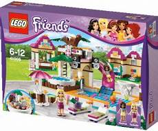 lego friends la piscine d heartlake city 41008 au