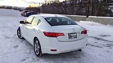 2014 acura ilx premium harmony acura white a17084b kelowna bc youtube