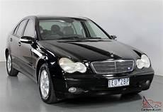 Mercedes C200 Kompressor 2004 Automatic 1 8l Supercharged