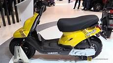 2016 yamaha bw s original 50cc scooter walkaround 2015