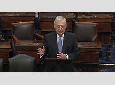senate stimulus vote