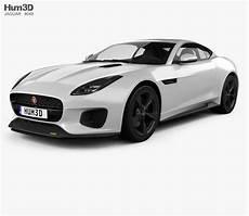 Jaguar Sport - jaguar f type 400 sport coupe 2017 3d model vehicles on