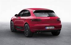 Porsche Macan Gts Revealed Coincides With My17 Updates