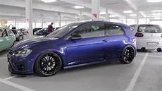 golf 7r tuning vw volkswagen golf r 2 0 tsi 4motion turbo tuning blue o z
