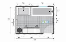 plan de salle de bain de 5 9m2 badkamer