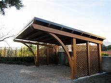 tettoie in legno per auto foto tettoia per auto r02210