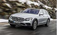 mercedes classe e all terrain essai mercedes classe e all terrain technicienne de