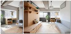 Apartment Without Furniture by L Shaped Apartment With No Doors In Japan Home