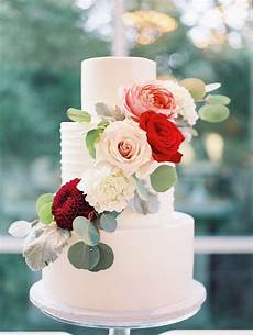 Picture Of Wedding Cakes With Flowers