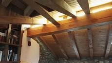 illuminazione travi a vista consigli illuminazione soffitto travi a vista lid design
