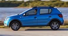 Future 2020 Dacia Sandero Brings New Platform Hybrid