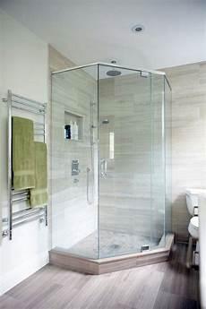 bathroom corner shower ideas corner entry shower exle small bathroom master bath in 2019 bathroom tiny house