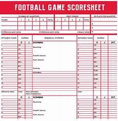 sle football score sheet 12 documents in pdf