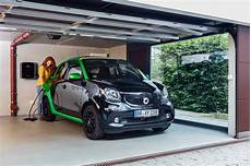 smart all in leasing smart forfour electric drive 2017 el enchufado