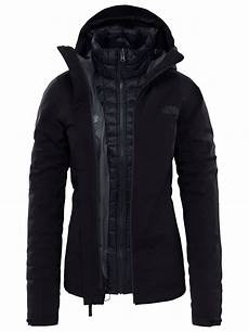 the thermoball triclimate s jacket black at lewis partners