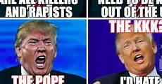 trump meme viral donald trump meme captures kkk hypocrisy attn