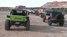 Jeep Safari 2016 moab easter jeep safari 2016 running footage