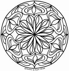 Ausmalbilder Blumen A4 199 Best Mandalas Zum Ausdrucken F 252 R Kinder Erwachsene