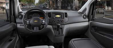 Chevy City Express Interior Dimensions  Psoriasisgurucom