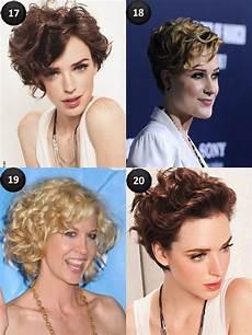 short haircuts for curly hair circletrest