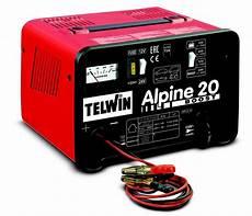 Chargeur De Batterie 300 W Alpine 20 Boost Telwin Pour