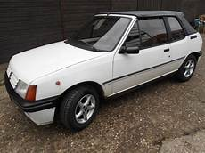 Peugeot 205 Ct Cabriolet 1987 Catawiki