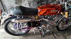 Rx 100 Modif by Yamaha Rx 100 Modified Bike