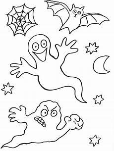 Malvorlagen Gespenster Malvorlagen Gespenster Ausmalbilder