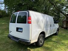 2008 Chevrolet Express  Overview CarGurus