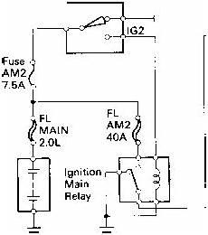 voltage at ecu wiring connectors toyota mr2 mk2 1991