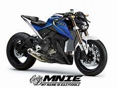 Yamaha Xabre Modif by Modifikasi Yamaha Xabre 150 M Slaz 2 Motorblitz
