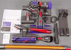 dyson v8 absolute overview and test of the vacuum cleaner