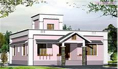 small house plans kerala 1000 sq feet small budget villa plan home kerala plans