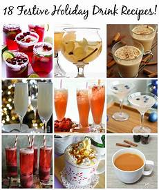 festive holiday drink recipes pet scribbles