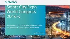 siemens na veletrhu smart city expo world congress 2016 tzb info